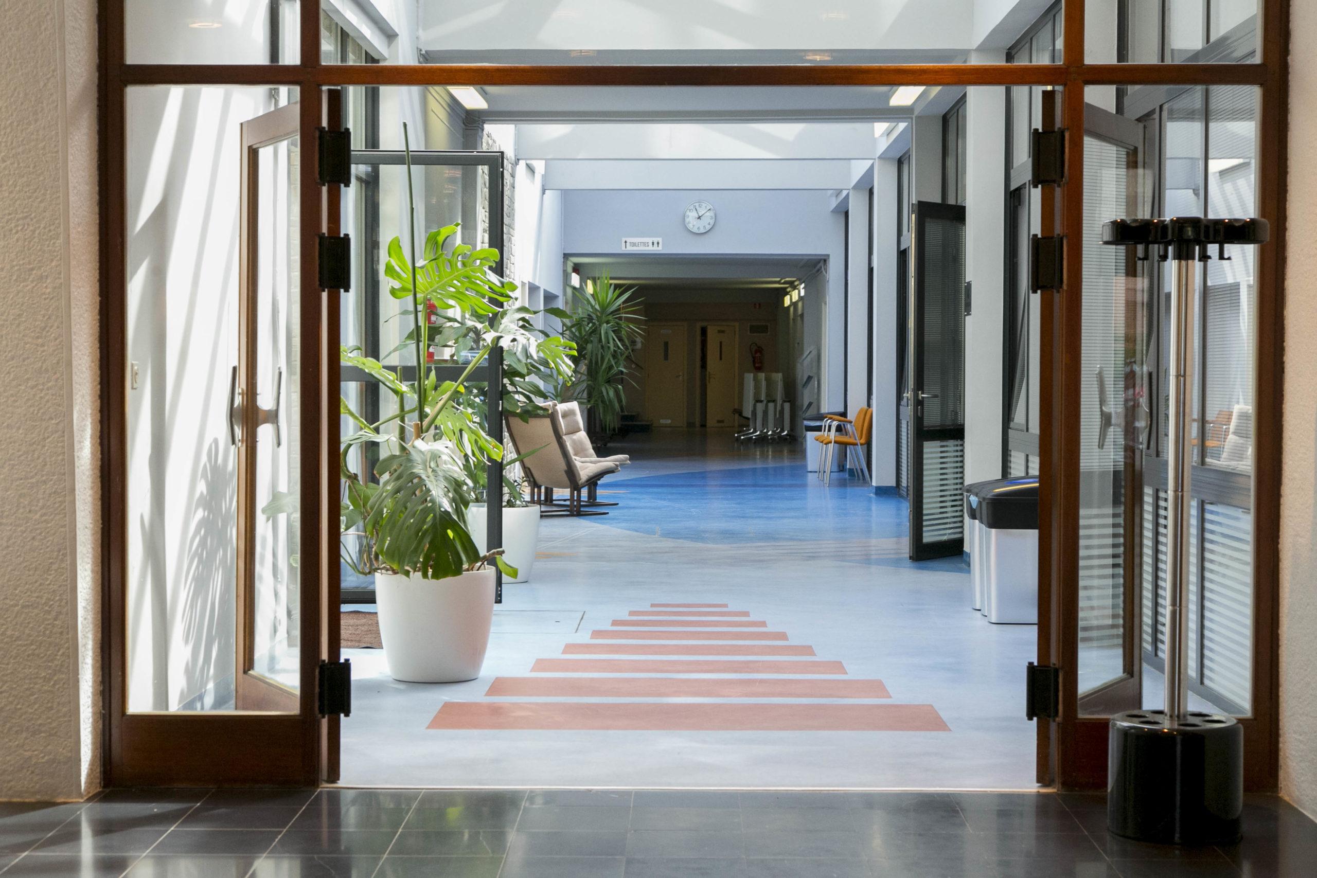 Réception - Maison des associations internationales - M.A.I.