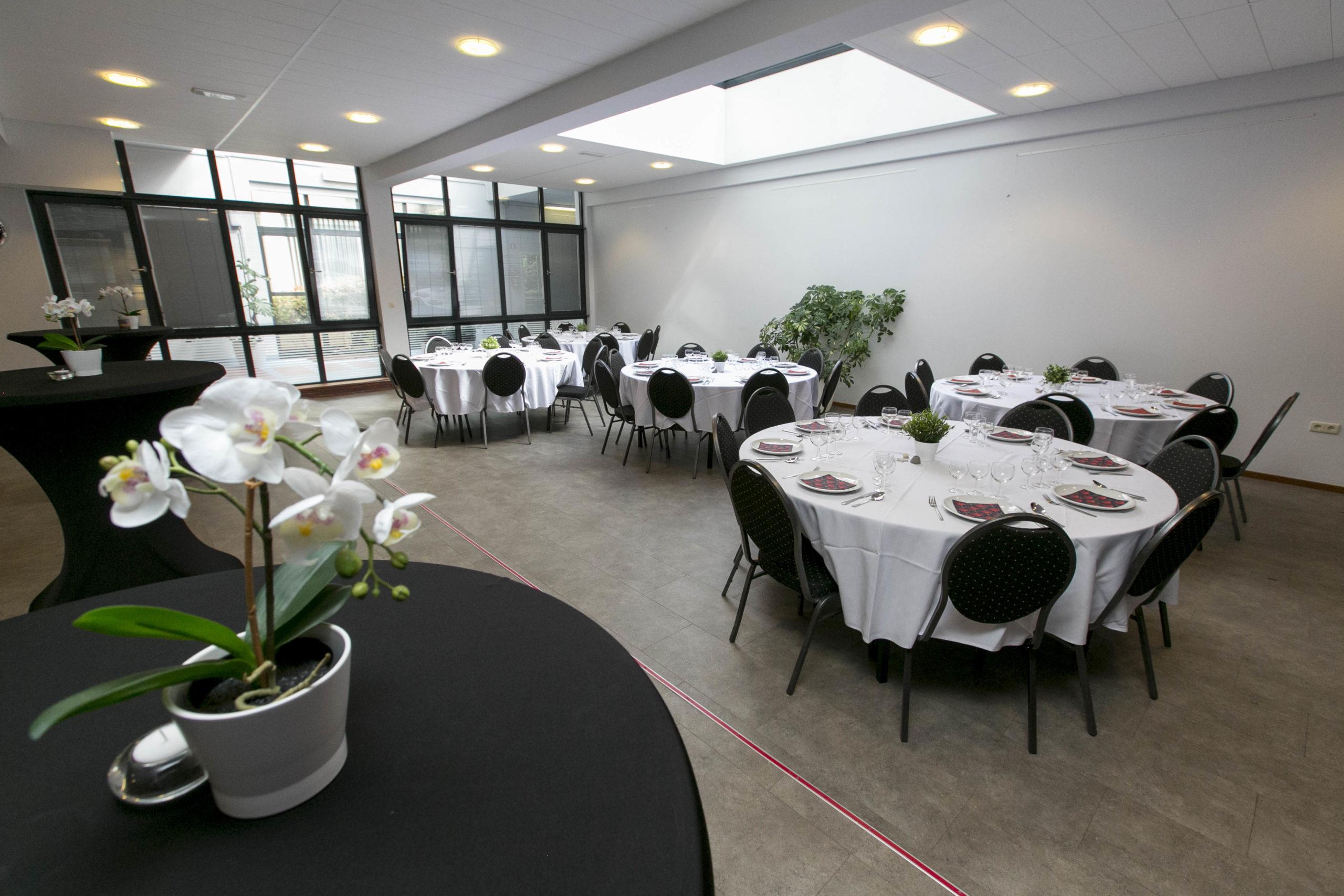 Salle de réception - Maison des associations internationales
