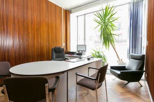 Rent an office - Maison des associations internationales - M.A.I.