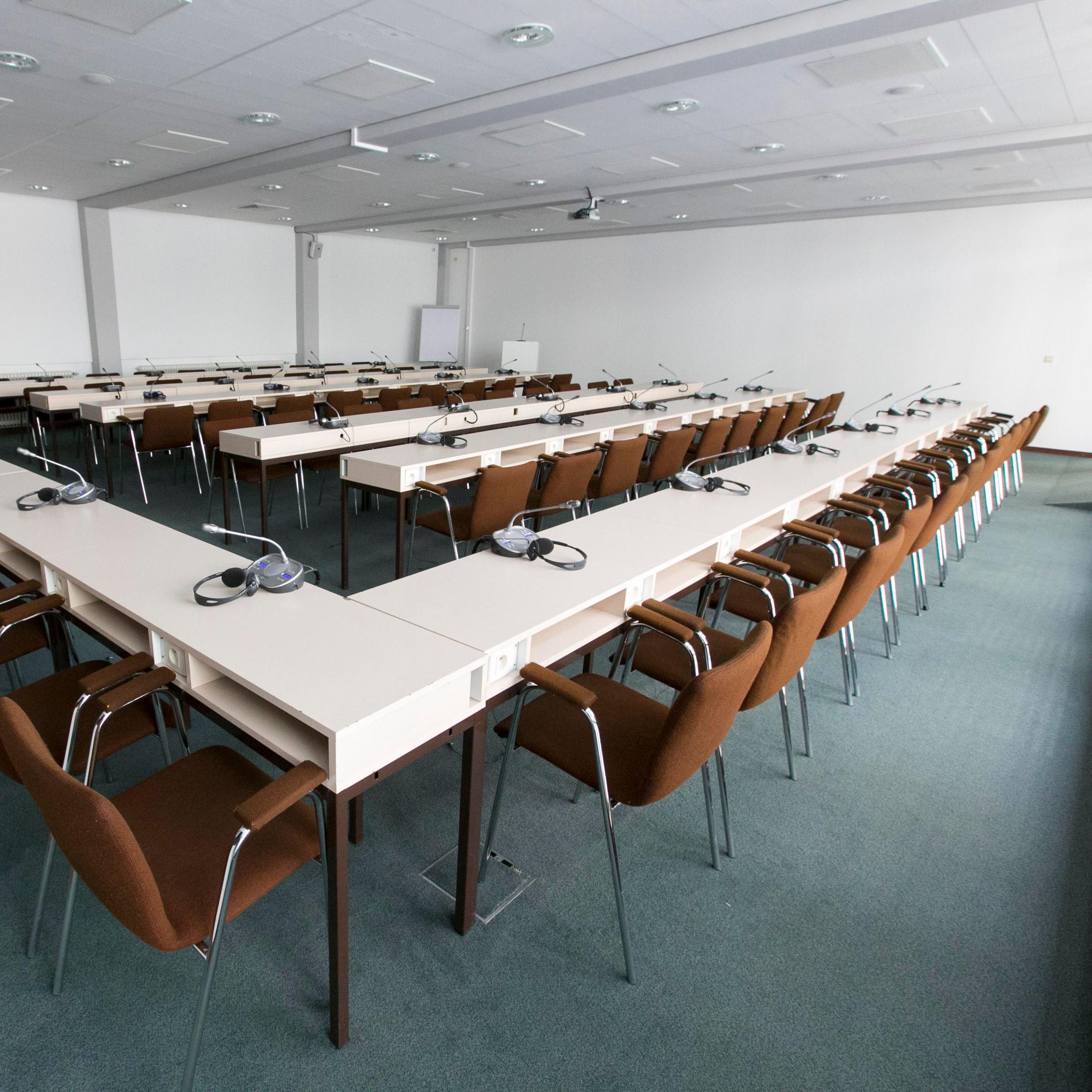 Salle de réunion - Maison des associations internationales - M.A.I.